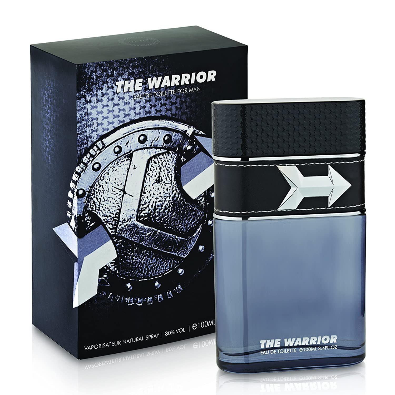 Perfume Armaf The Warrior Edt 100 Ml Hombre (Aroma Como I Love New York Bond No. 9 )