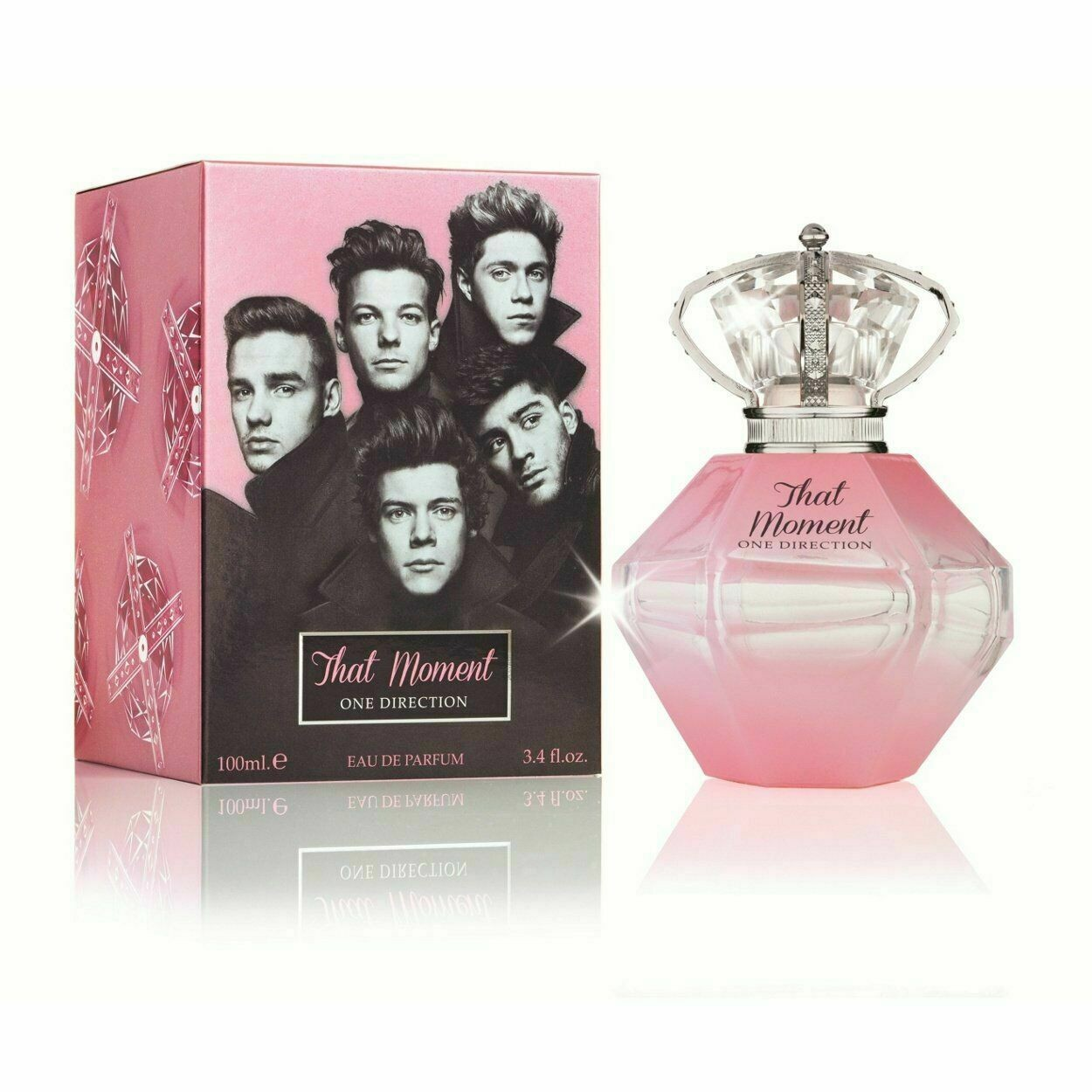 Perfume One Direction That Moment Edp 100ml Mujer